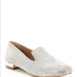 Steve Madden fancy rhinestone shoes